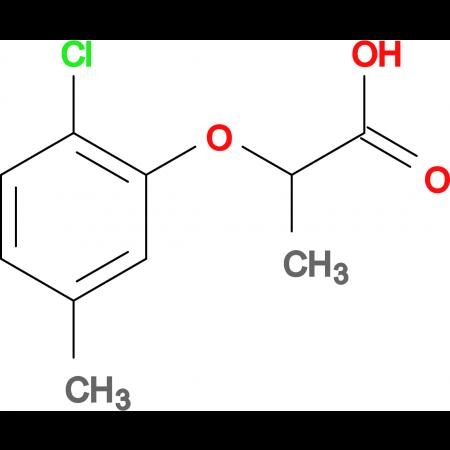 2-(2-chloro-5-methylphenoxy)propanoic acid
