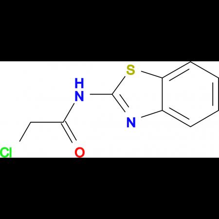 N-1,3-benzothiazol-2-yl-2-chloroacetamide