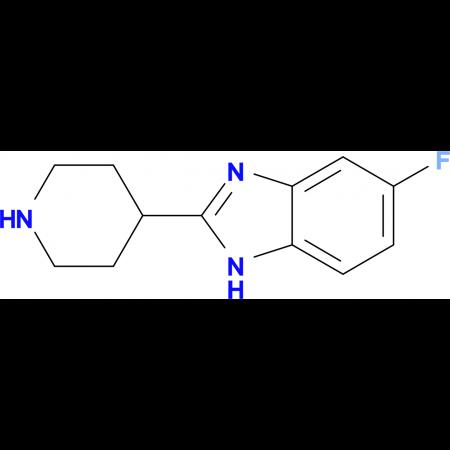 5-fluoro-2-piperidin-4-yl-1H-benzimidazole