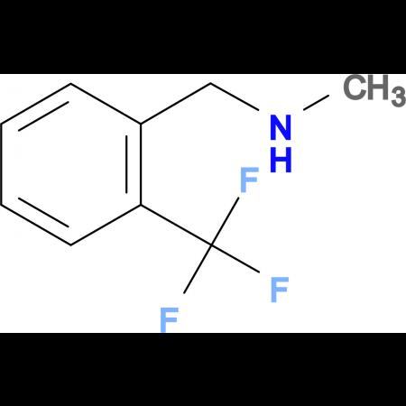 N-methyl-1-[2-(trifluoromethyl)phenyl]methanamine