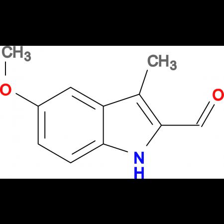 5-methoxy-3-methyl-1H-indole-2-carbaldehyde