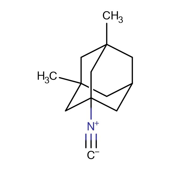 1-isocyano-3,5-dimethyladamantane