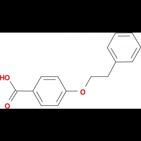 4-(2-phenylethoxy)benzoic acid