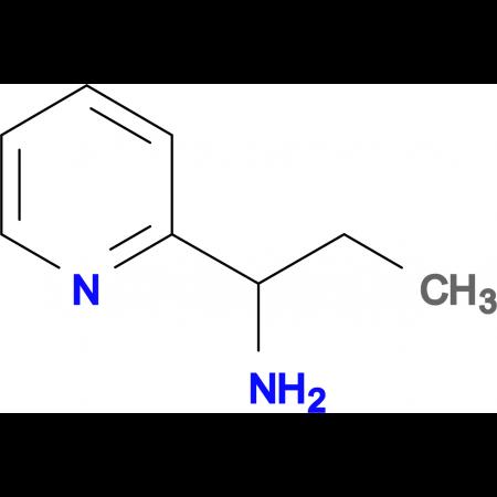 [1-(2-Pyridinyl)propyl]amine
