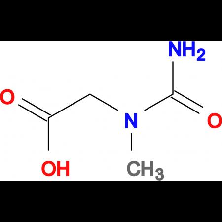 N-(aminocarbonyl)-N-methylglycine