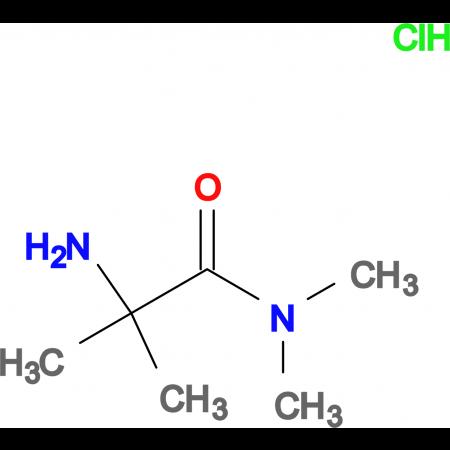 N~1~,N~1~,2-trimethylalaninamide hydrochloride