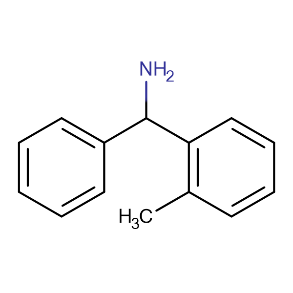 1-(2-Methylphenyl)-1-phenylmethanamine