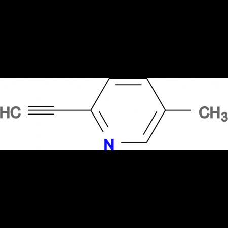 2-ethynyl-5-methylpyridine
