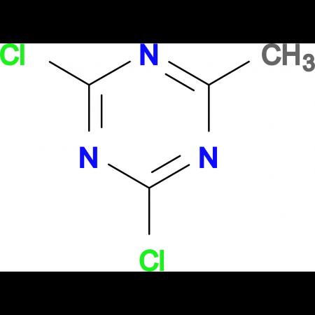 2,4-dichloro-6-methyl-1,3,5-triazine