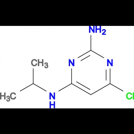 6-chloro-N~4~-isopropyl-2,4-pyrimidinediamine