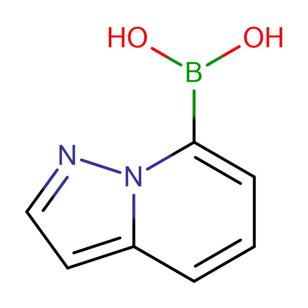pyrazolo[1,5-a]pyridin-7-ylboronic acid