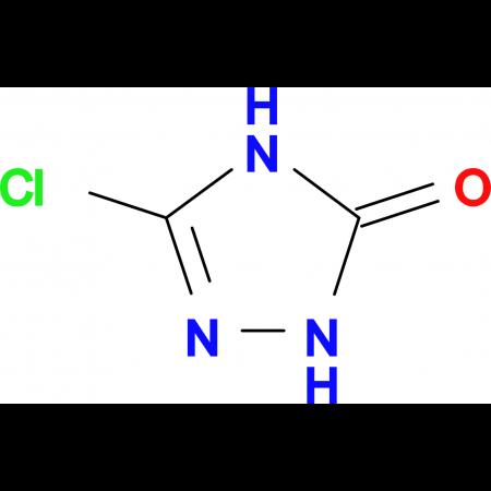 5-chloro-2,4-dihydro-3H-1,2,4-triazol-3-one