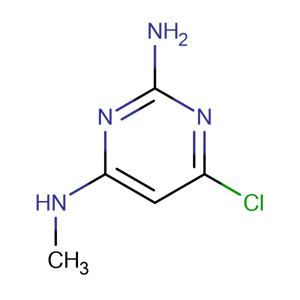 6-chloro-N~4~-methyl-2,4-pyrimidinediamine