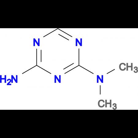 N,N-dimethyl-1,3,5-triazine-2,4-diamine
