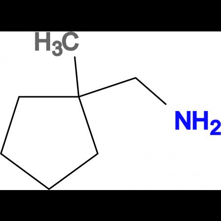 1-(1-methylcyclopentyl)methanamine