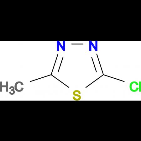 2-chloro-5-methyl-1,3,4-thiadiazole