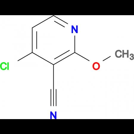 4-chloro-2-methoxynicotinonitrile
