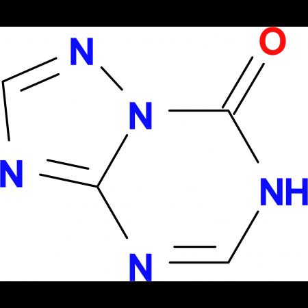 [1,2,4]triazolo[1,5-a][1,3,5]triazin-7(6H)-one