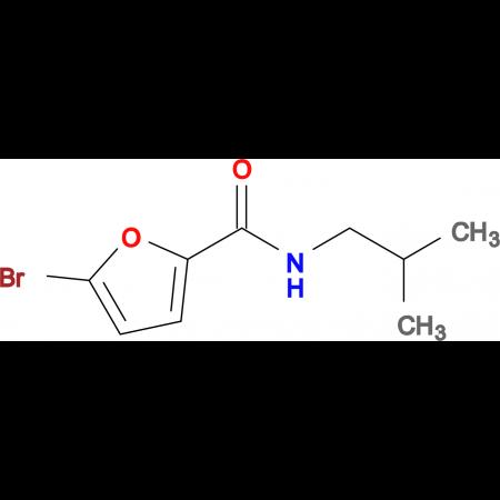 5-bromo-N-isobutyl-2-furamide