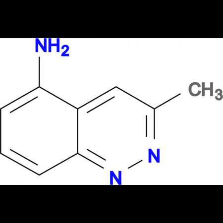 3-methylcinnolin-5-amine