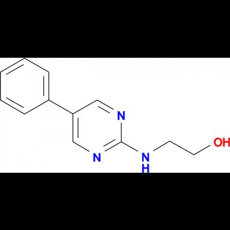 2-[(5-phenyl-2-pyrimidinyl)amino]ethanol