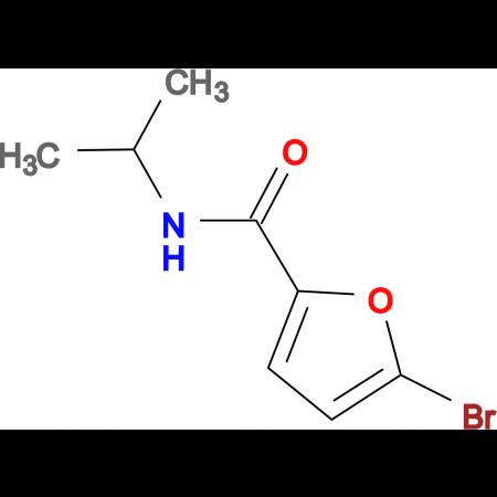 5-bromo-N-isopropyl-2-furamide