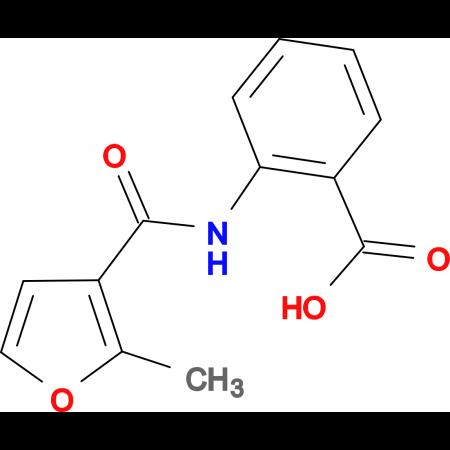 2-[(2-methyl-3-furoyl)amino]benzoic acid