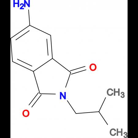 5-amino-2-isobutyl-1H-isoindole-1,3(2H)-dione