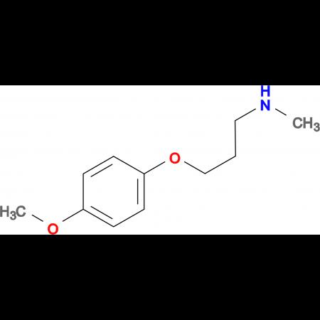 3-(4-methoxyphenoxy)-N-methyl-1-propanamine