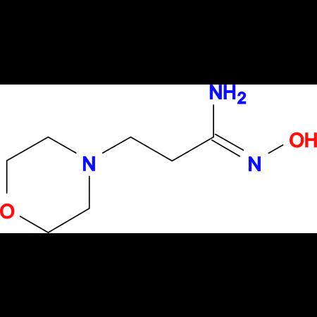 3-(morpholin-4-yl)propionamidoxime