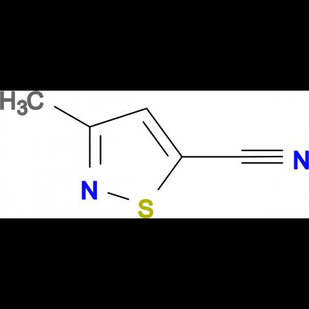 3-Methylisothiazole-5-carbonitrile