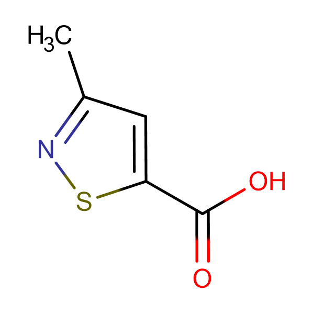 3-Methyl-isothiazole-5-carboxylic acid