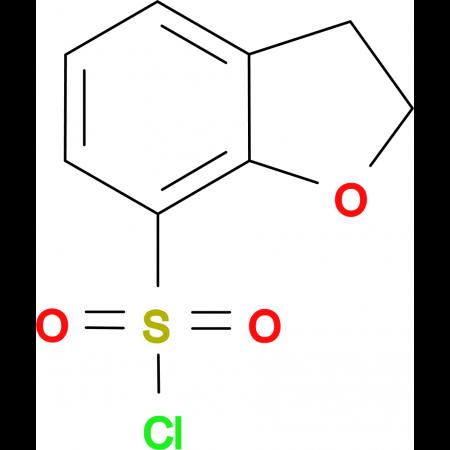 2,3-Dihydro-benzofuran-7-sulfonyl chloride