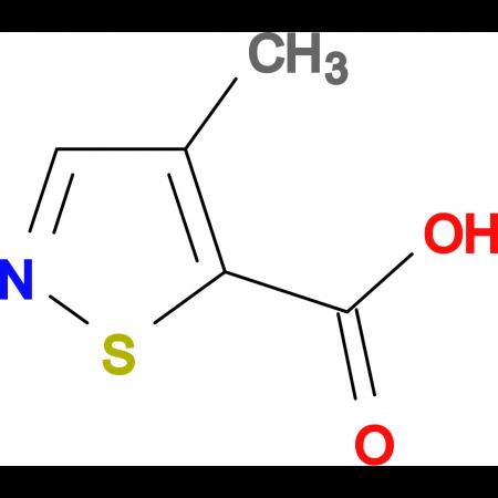4-Methyl-isothiazole-5-carboxylic acid