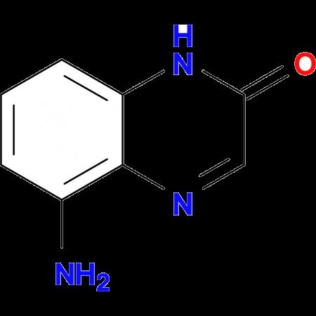 5-Aminoquinoxalin-2(1H)-one