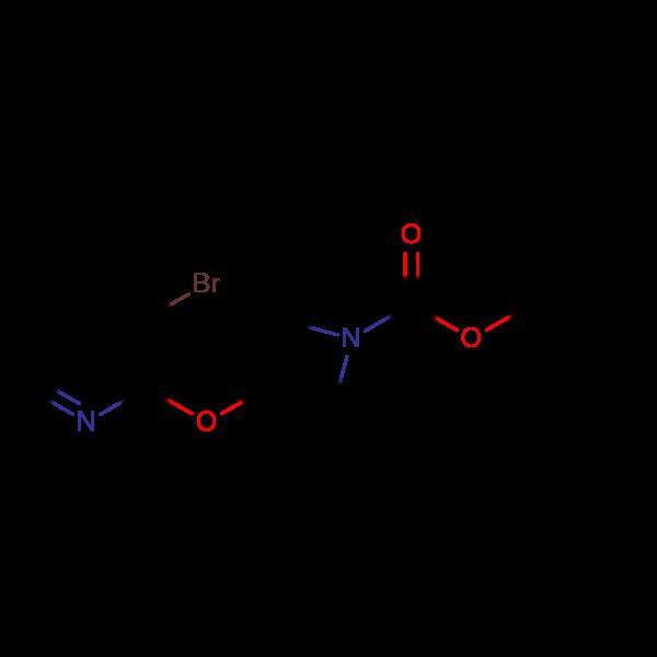 tert-Butyl 3-((3-bromopyridin-2-yl)oxy)azetidine-1-carboxylate