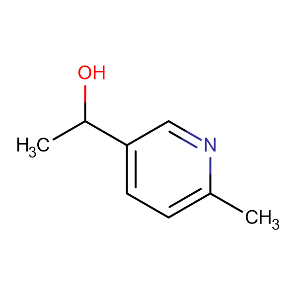 5-(1-Hydroxyethyl)-2-methylpyridine