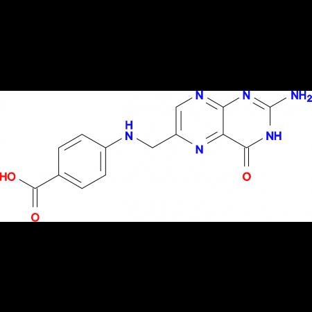 4-(((2-Amino-4-oxo-3,4-dihydropteridin-6-yl)methyl)amino)benzoic acid