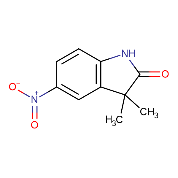 3,3-Dimethyl-5-nitroindolin-2-one