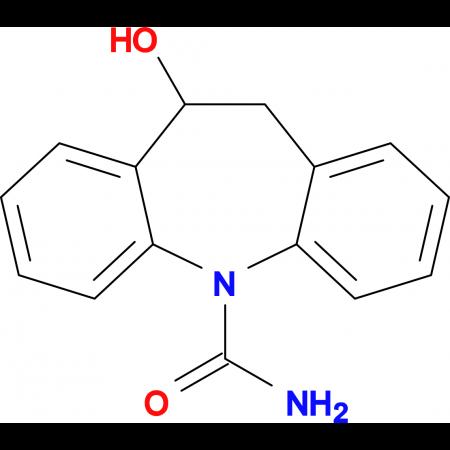 10-Hydroxy-10,11-dihydro-5H-dibenzo[b,f]azepine-5-carboxamide