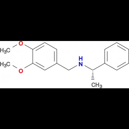(S)-N-(3,4-Dimethoxybenzyl)-1-phenylethanamine