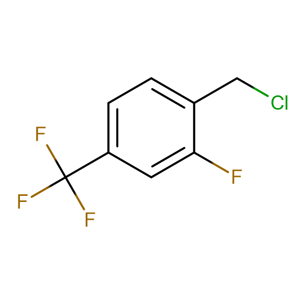 1-(Chloromethyl)-2-fluoro-4-(trifluoromethyl)benzene