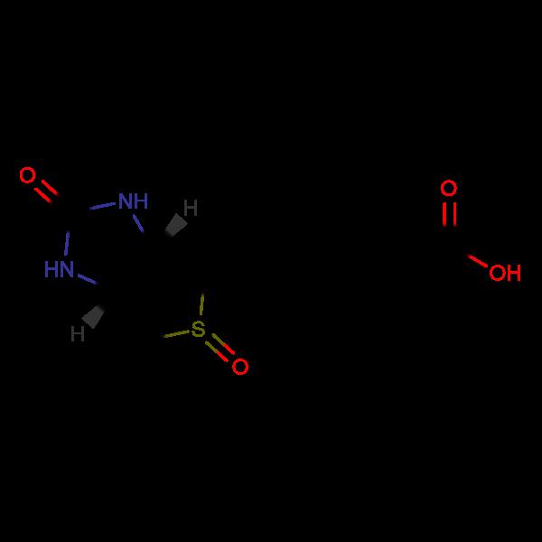Biotin sulfoxide