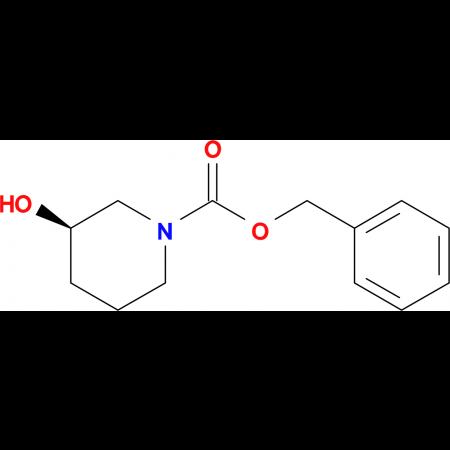 (R)-Benzyl 3-hydroxypiperidine-1-carboxylate