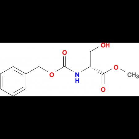 (R)-Methyl 2-(((benzyloxy)carbonyl)amino)-3-hydroxypropanoate