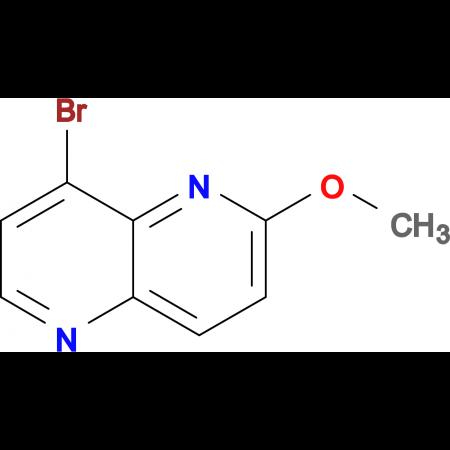 8-Bromo-2-methoxy-1,5-naphthyridine
