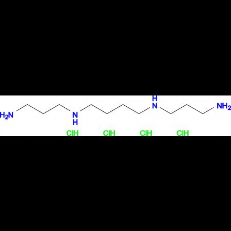 N1,N1'-(Butane-1,4-diyl)bis(propane-1,3-diamine) tetrahydrochloride