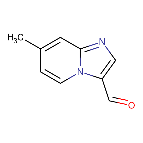 7-Methylimidazo[1,2-a]pyridine-3-carbaldehyde