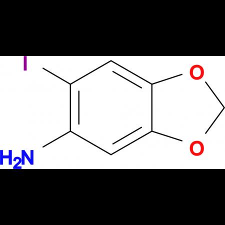 6-Iodobenzo[d][1,3]dioxol-5-amine