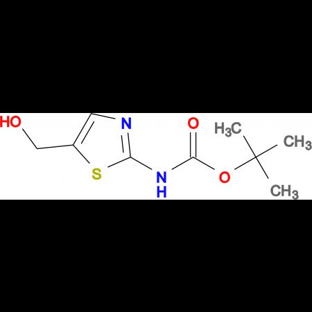 tert-Butyl (5-(hydroxymethyl)thiazol-2-yl)carbamate